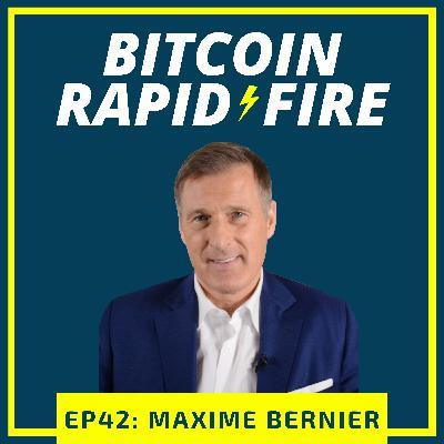 Maxime Bernier: The Politics of Freedom and Sound Money