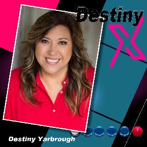 Elijah Fire with Beverly Bilbo on Destiny X With Destiny Yarbrough