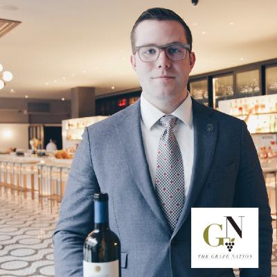 Episode 125: Luke Boland, Wine Director, Crown Shy, NYC