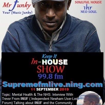 Supreme FM interview with INUF Staff (bonus)