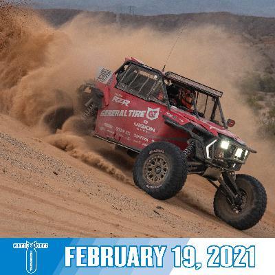 Motorsports Drop: February 19, 2021