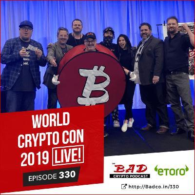 World Crypto Con 2019 Live