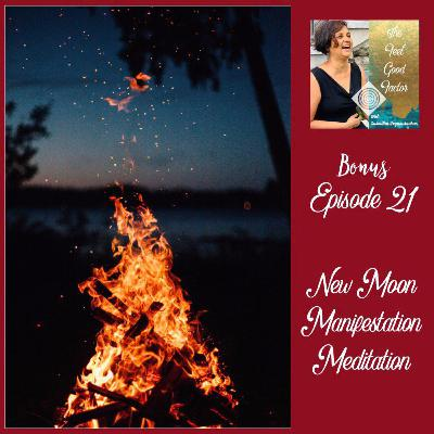 21: Meditation: New Moon Manifestation