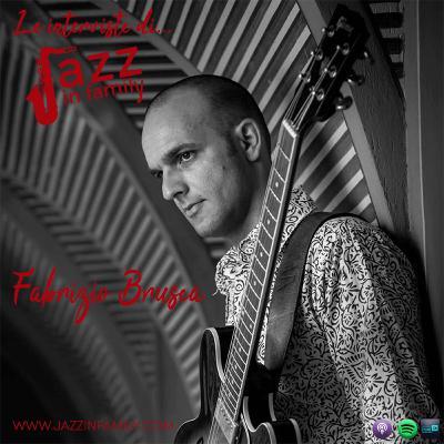 Fabrizio Brusca: dalla scultura alla chitarra jazz...