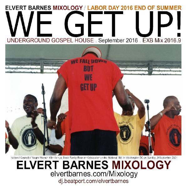 Elvert Barnes MIXOLOGY   Listen Free on Castbox