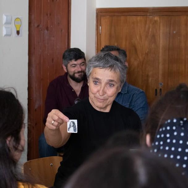 MADALENA VICTORINO | Encontros com o território e a sua comunidade através da Arte II