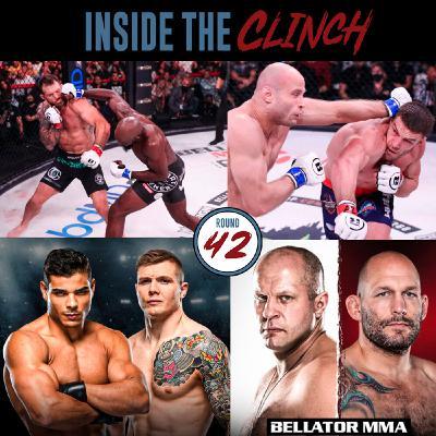 Round 42 - UFC Vegas 40 & Bellator 268 Results, UFC Vegas 41 & Bellator 269 Preview, Naz Sadykhov Returns After His 3rd Round RNC at Fury FC 52