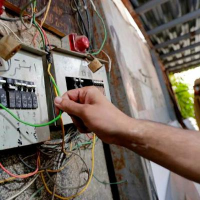 Lebanon Power Outage Ends After Army Sends Emergency Fuel (11.10.21)