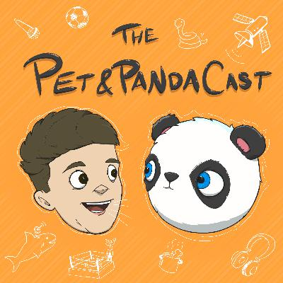 #Pet&PandaCast Ep 1: The Pilot