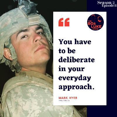 #38 - S2E8 - 150lb Weight Loss + Laid Off During COVID with Army Veteran Mark Hyer