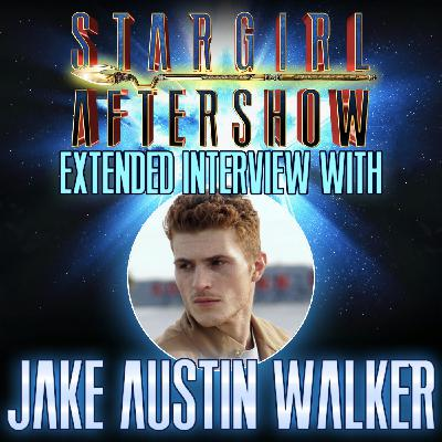 Jake Austin Walker Extended Interview