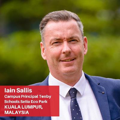 075: Episode 36 - Iain Sallis