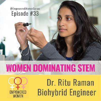 E33 - Women Dominating STEM
