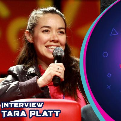 Interview with Actress Tara Platt | Insomniac Spider-Man | Naruto | Persona | God of War | TLOU2