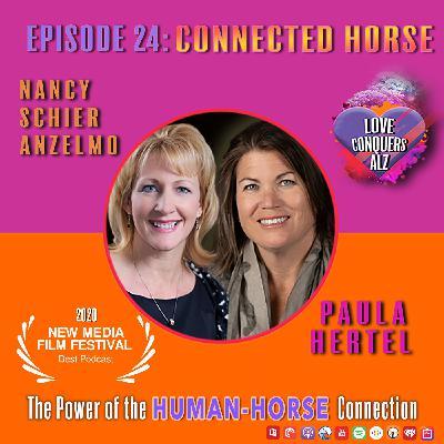 Nancy Schier Anzelmo & Paula Hertel of Connected Horse