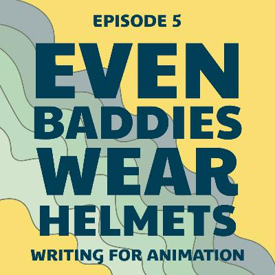 Episode 5: Writing for Animation with Stephanie Simpson