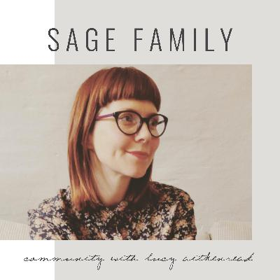 34: Creating Community with Lucy Aitkenread