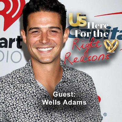 Wells Adams Tells Us About Becca/Thomas, Maurissa/Riley and More 'BiP' Secrets