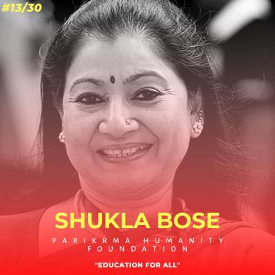 Soulful स्कूल | Session 13 | Shukla Bose - Parikrma Humanity Foundation