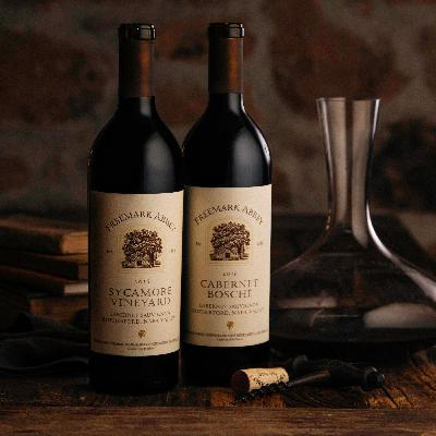 Introducing Freemark Abbey 2016 Vintage and 2005 Library Re-release of Cabernet Bosché & Sycamore Vineyard Cabernet Sauvingon