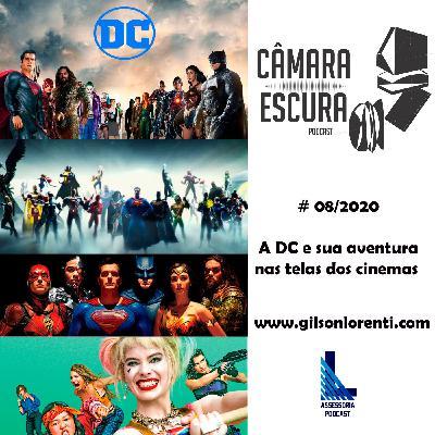 A DC e sua aventura nas telas de cinema