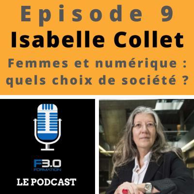 Episode 9 - Isabelle Collet - Femmes et numérique : quels choix de société ?