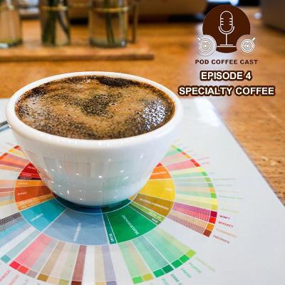 اپیزود چهارم - بررسی قهوهی تخصصی و آشنایی با تئوری موج چهارم قهوه