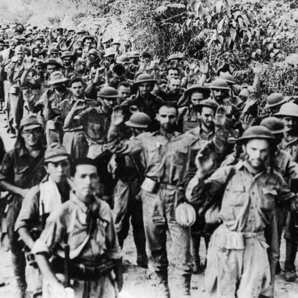 HONOR THE BRAVE - WWII BATAAN DEATH MARCH, GREAT RAID RESCUE W/ AN ARMY RANGER
