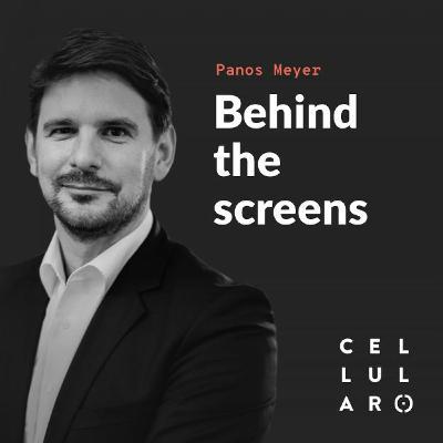 Timotheus Höttges - Vorstandsvorsitzender der Deutsche Telekom AG - Behind The Screens #30