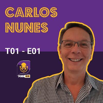 1: Pode Rir com Carlos Nunes
