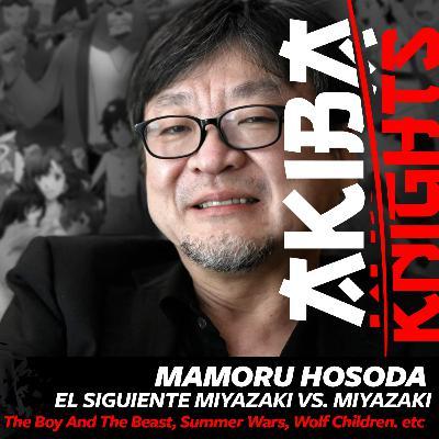 Akiba Knights 38 - Mamoru Hosoda