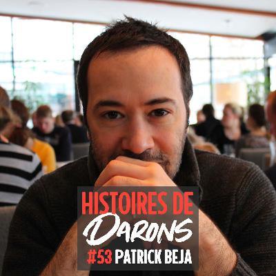 Patrick Beja, le daron des podcasts français