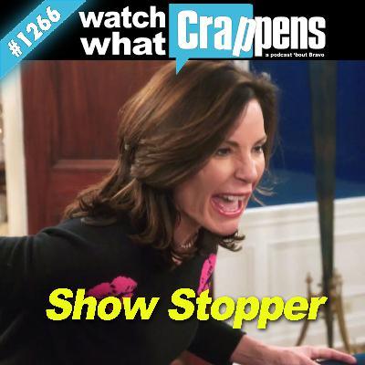 #1266 RHONY: Show Stopper