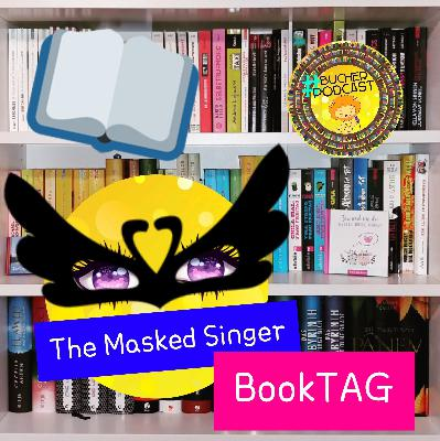 The Masked Singer BookTAG