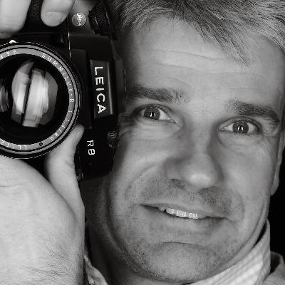 #8 - Mit der Leica in der Latexhose |Talkgast: Frank Boxler (Fotograf)