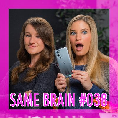 Justine uses ONLY Android for a week, Fully Vaxxed, Mining Helium with Hotspots, and more.. #38