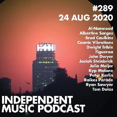 #289 - John Dwyer, Belbury Poly, Julia Meijer, Al-Namrood, Wendy Eisenberg, Albertine Sarges - 24 August 2020