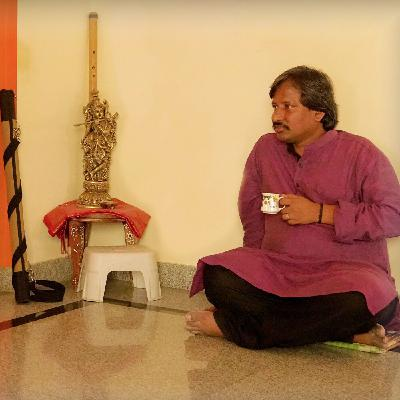 True World of Mantra and Sacred Music from India : an interview to Bapu