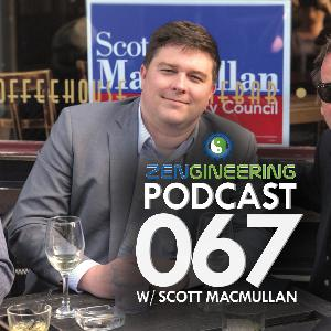 067 - with Scott MacMullan - On That Peninsula Life and Running for Office in Annapolis MD