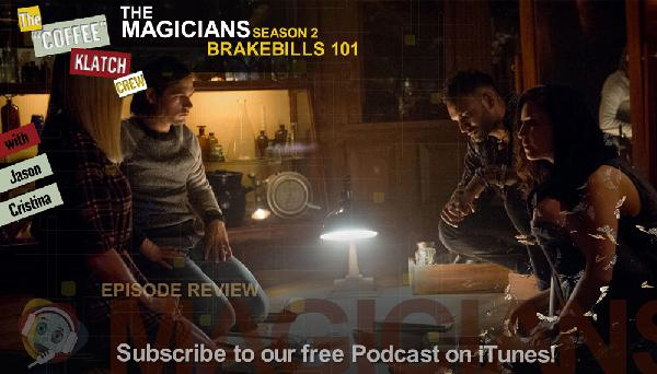 MAGIC - The Magicians S2 Brakebills 101 - Westworld