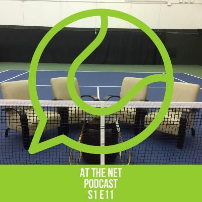 """Episode 11: More At The Net with CB1 and AJC """"Chillin & Grillin"""" at Bent Tree Tennis"""