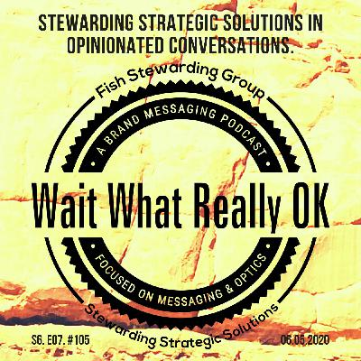 Stewarding strategic solutions in opinionated conversations