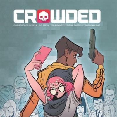 Crowded -Crowd-funding murder! From Image Comics