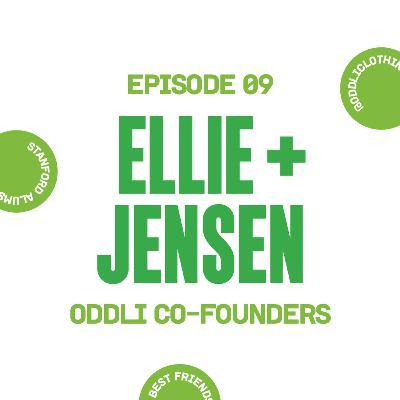 9. Ellie Chen + Jensen Syneff