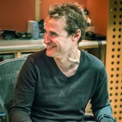 Composer, Paul Leonard-Morgan (Tales from the Loop, Limitless, Dredd)