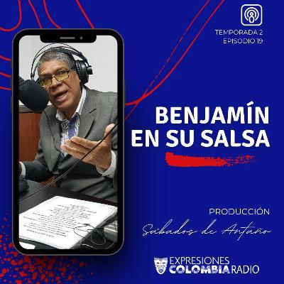 EP 50 BENJAMÍN EN SU SALSA