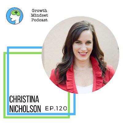 120: How to get onto Podcasts - Christina Nicholson, PR expert, host - Media Maven