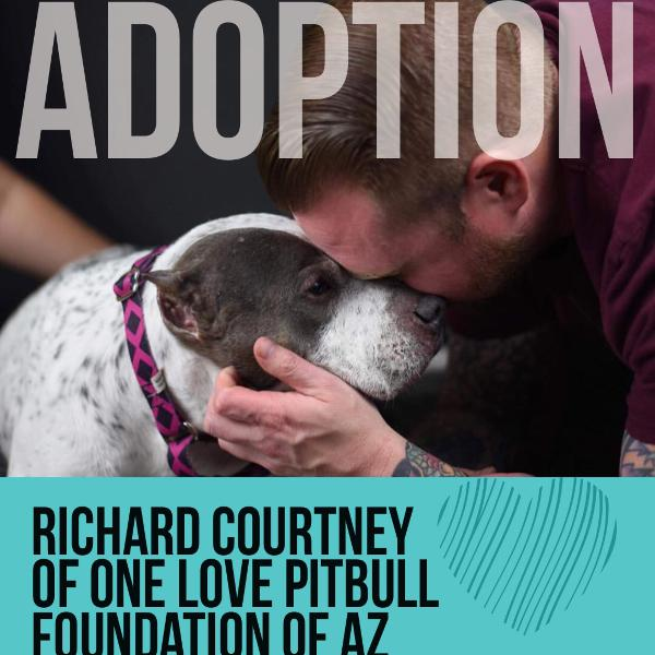 Richard Courtney talks Adoption: Expectations & Advice