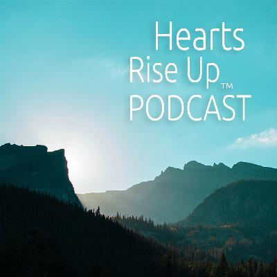 Ep. 35 - Finding Resonance With The Current Reality Through Our Inner Light - A conversation between the founders of Hearts Rise Up