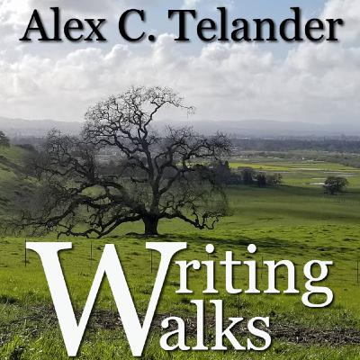 INTRODUCING . . . Writing Walks 1 - Why & Inspiration